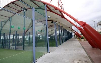 Instalaciones Polideportivas La Cartuja en Santiponce (Sevilla)